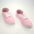 Kép 2/2 - Y 9603 női vászoncipő