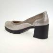 Kép 3/3 - vastag sarkó, modern női cipő