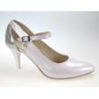 Kép 1/2 - Beti 9-01-2 menyasszonyi cipő női alkalmi cipő