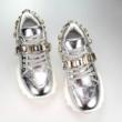 Kép 2/2 - Seniorah 124-10 női sport cipő