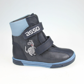 Asso FC-003-06 téli gyerekcipő 20-24 méretig