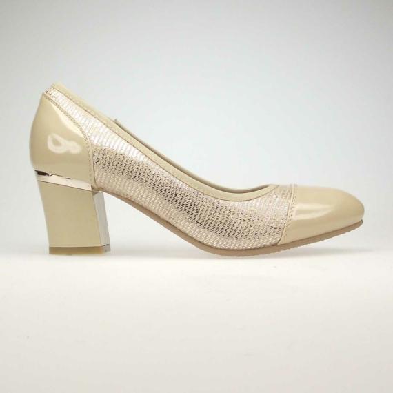 B 297 női elegáns alkalmi cipő
