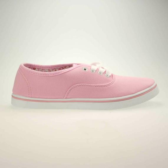 Y 9603 női vászoncipő