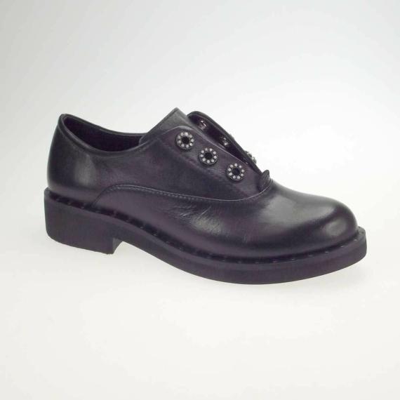 Aquamarin vastag talpú női cipő