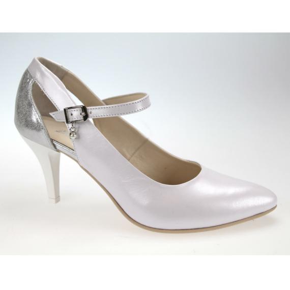 Beti 9-01-2 menyasszonyi cipő női alkalmi cipő