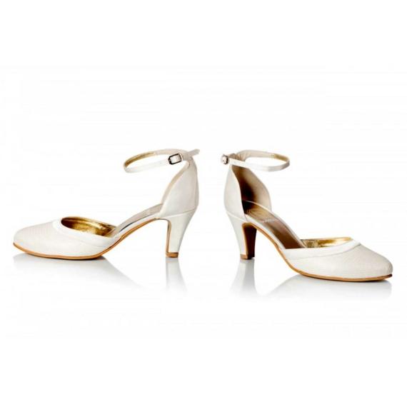 Lena menyasszonyi cipő női alkalmi cipő